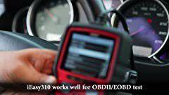 VIDENT iEasy310 Enhanced OBD2 Scanner Professional OBDII Code Reader Engine Fault Scan Tool