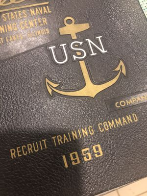 USN 1959 yearbook for Sale in Miami, FL