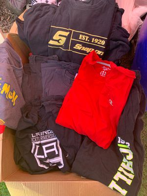 Mens clothes for Sale in Fontana, CA