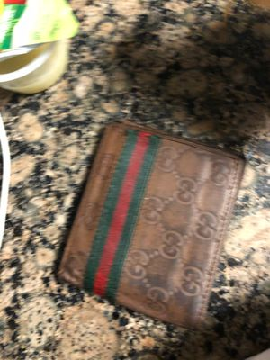 Legit Gucci wallet #1380421147 number of authentication inside wallet for Sale in Fullerton, CA