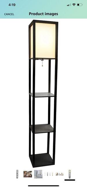 Stand floor lamp for Sale in Weehawken, NJ