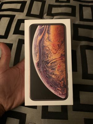 iPhone XS Max 256 GB for Sale in Fort Washington, MD
