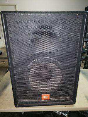 Jbl SR-X series speaker for Sale in Phoenix, AZ