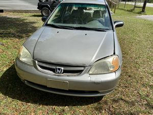 2001 Honda Civic lx for Sale in Arcadia, FL