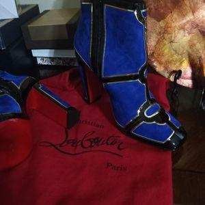Christian Louis Vuitton Boots for Sale in Ellenwood, GA