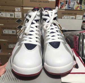 NIKE AIR JORDAN 7 RETRO OLYMPIC 2004 Sz 9.5 for Sale in Chicago, IL