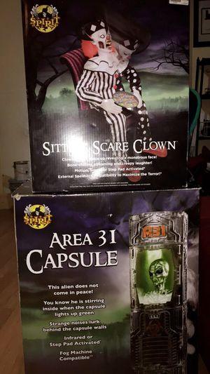 Halloween for Sale in Dallas, TX