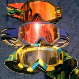 Ski BMX Goggles for Sale in Prospect, VA