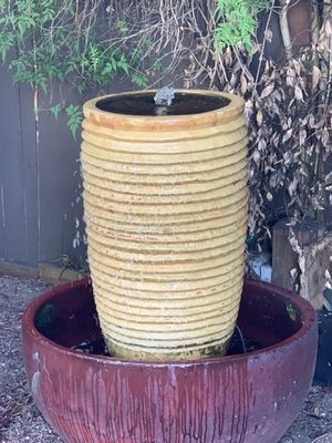 Large Outdoor Fountain for Sale in Kirkland, WA