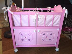 Doll crib for Sale in San Leandro, CA