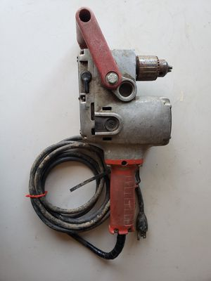 "Milwaukee Hole Hawg 1/2"" Drill for Sale in North Haven, CT"