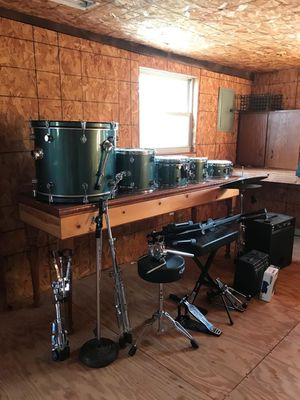 Pacific drum set for Sale in Saint Ann, MO