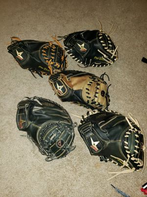 All-Star Pro Elite CM3000SBK 33.5inch catchers glove mitt for Sale in Riverside, CA
