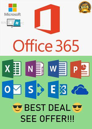 Microsoft Office Pro for Sale in Glendale, CA