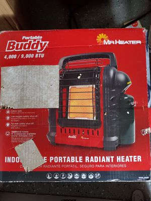 Portable Camping Heater. for Sale in Roseville, CA