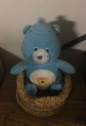 Care Bears and Basket for Sale in Scottsdale, AZ