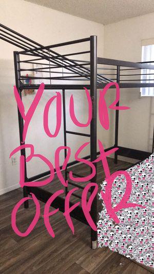 TWIN LOFT BED for Sale in Tempe, AZ
