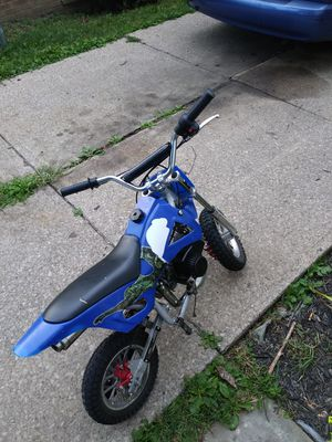 50cc Chinese dirt bikes for Sale in Cleveland, OH