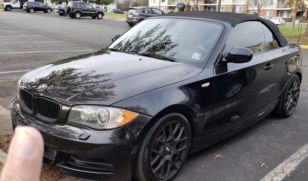 BMW i135 2011 convertible