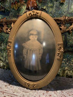 Antique portrait for Sale in Baldwin Park, CA