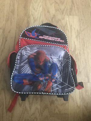 Spiderman rolling backpack for Sale in Richmond, CA