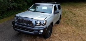 Toyota Tacoma 2007 2wd 4cyl 5spd for Sale in Mount Pleasant, MI