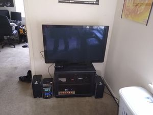 3D plasma TV Panasonic 40-in for Sale in Bend, OR