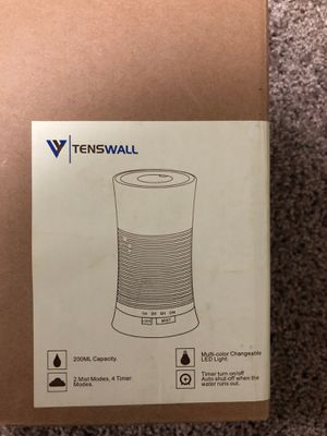 Brand New humidifier with Nice led Lights for Sale in Lakewood, WA