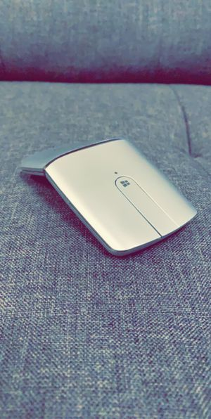 Lenovo - YOGA Wireless Optical Mouse - Silver for Sale in Fontana, CA
