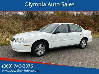 2003 Chevrolet Malibu for Sale in Olympia,  WA