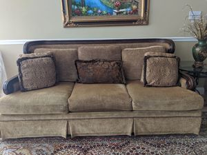 Beautiful luxury sofas! Give me your best offer! for Sale in Burtonsville, MD