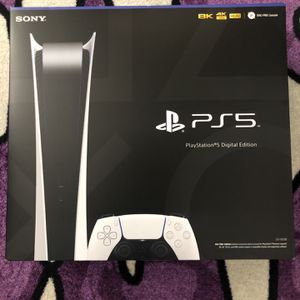 PS5 Digital for Sale in Rancho Cucamonga, CA