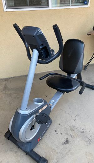 Pro form recumbent exercise bike for Sale in Rosemead, CA