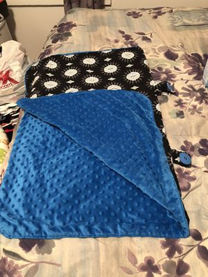 Baby Boy Car Seat Canopy for Sale in Leland, NC