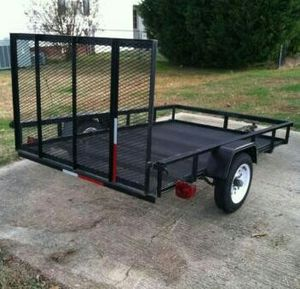 Utility Trailer (5 x 8) for Sale in Poway, CA