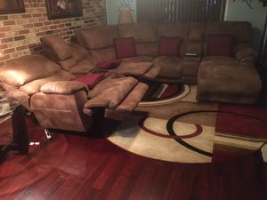 Tan Sectional for Sale in Woodruff, SC