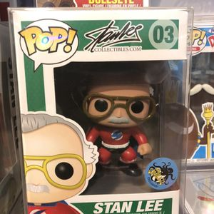 Funko POP! Superhero Stan Lee #03 for Sale in Nuevo, CA