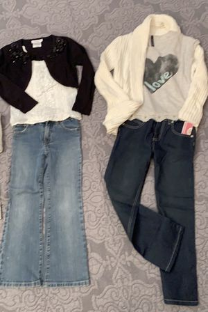 Abercrombie,Old Navy, American Eagle 14 pc LOT - Girls size 5/6 for Sale in Sacramento, CA