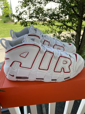 Nike uptempo size 11.5 for Sale in Columbus, OH