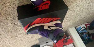 court purple jordan 1 for Sale in San Bernardino, CA