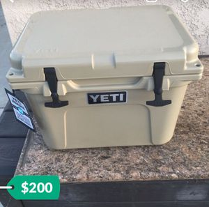Yeti Cooler. Brand new for Sale in Anaheim, CA