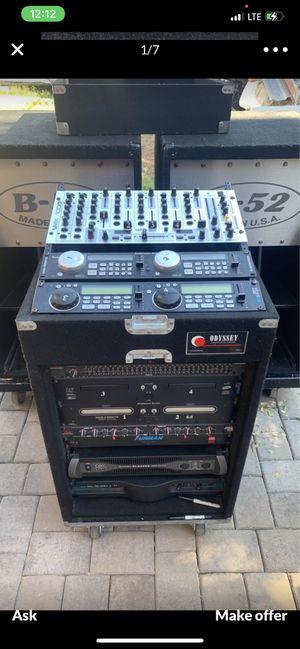 Speakers dj equipment for Sale in Mesa, AZ
