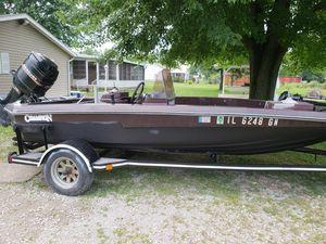 86 champion fish n ski for Sale in Pana, IL