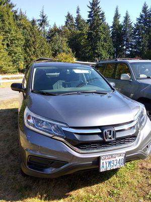 2016 Honda CRV for Sale in Kenmore, WA