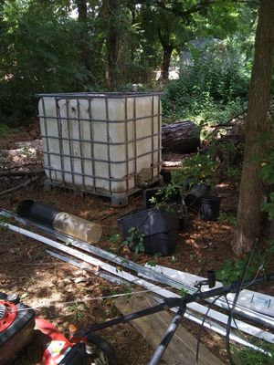 500 Gallon used water tank for Sale in Atlanta, GA