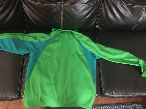 Men's Columbia omni-wind block thermal jacket
