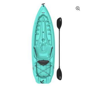 Lifetime Daylite 8 ft Sit-on-top Kayak (Paddle Included), 90811 for Sale in Mount Laurel Township, NJ