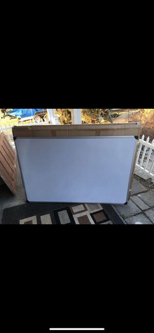 Lorrell white board for Sale in Ijamsville, MD