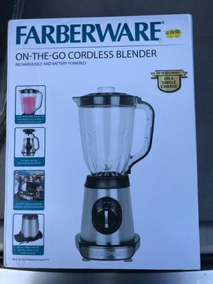 Blender cordless for Sale in Pittsburgh, PA