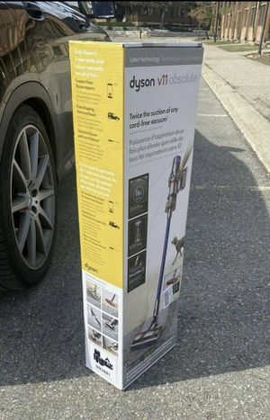 Brand new Dyson V11 Absolute Vacuum for Sale in Twentynine Palms, CA